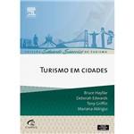 Livro - Turismo em Cidades