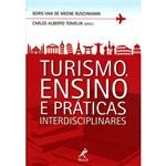 Livro - Turismo, Ensino e Práticas Interdisciplinares