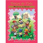 Livro - Turma da Mônica: Branca de Neve - Coleção Clássicos Ilustrados - Vol. 14