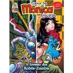 Livro - Turma da Mônica Jovem - a Invasão dos Robôs-Zumbis - Vol. 48