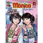 Livro - Turma da Mônica Jovem - a Nova Mônica - Vol. 61