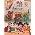 Livro - Turma da Mônica Jovem: Ulisses e a Odisseia em Versos de Cordel