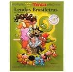 Livro Turma da Mônica-lendas Brasileiras Multicor