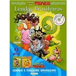 Livro - Turma da Mônica: Lendas e Folclore Brasileiro (Cantinho da Leitura)