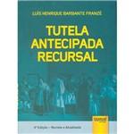 Livro - Tutela Antecipada Recursal