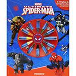 Livro - Ultimate Spider-Man (12 Minigizes de Cera para Mãos Pequenas)