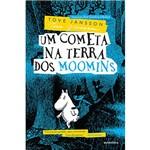 Livro - um Cometa na Terra dos Moomins