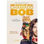 Livro - um Gato de Rua Chamado Bob: a História Real que Deu Origem ao Filme