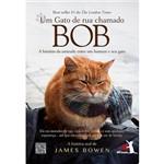 Livro - um Gato de Rua Chamado Bob
