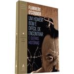 Livro um Homem Bom é Difícil de Encontrar e Outras Histórias - 1ª Ed.