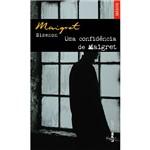 Livro - uma Confidência de Maigret