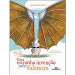 Livro - uma Estranha Invenção para Valentim