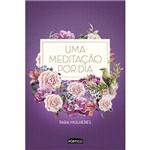 Livro - uma Meditação por Dia para Mulheres (capa Roxa)