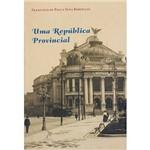 Livro - uma República Provincial