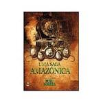 Livro - uma Saga Amazônica Através da Minissérie Mad Maria