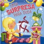 Livro - uma Surpresa para Duda - Espie e Brinque