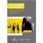 Livro - Universidade Corporativa: Contribuições na Formação de Profissionais da Área Contábil no Brasil