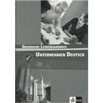 Livro - Unternehmen Deutsch - Grundkurs Lehrerhandbuch
