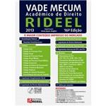 Livro - Vade Mecum Acadêmico de Direito Rideel: o Maior Conteúdo Impresso do Mercado