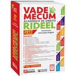Livro - Vade Mecum Adadêmico de Direito Rideel