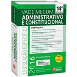 Livro - Vade Mecum Administrativo e Constitucional