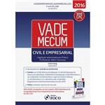 Livro - Vade Mecum Civil e Empresarial