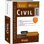Livro - Vade Mecum Civil: Legislação Específica