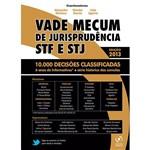 Livro - Vade Mecum de Jurisprudência: 10.000 Decisões Classificadas