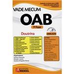 Livro - Vade Mecum OAB - 1ª Fase - Doutrina - 2012