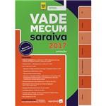 Livro - Vade Mecum Saraiva 2017 24ª Edição