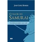 Livro - Valor do Samurai, o