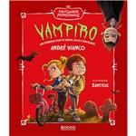 Livro - Vampiro - Coleção Meus Queridos Monstrinhos