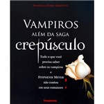 Livro - Vampiros - Além da Saga Crepúsculo