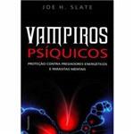 Livro - Vampiros Psíquicos