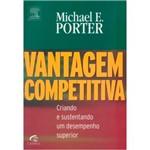 Livro - Vantagem Competitiva