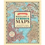 Livro - Vargic's Miscellany Of Curious Maps: Mapping The Modern World