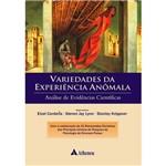 Livro - Variedades da Experiência Anômala: Análise de Evidências Científicas