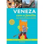 Livro - Veneza com a Familia