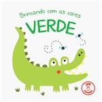 Livro - Verde: Brincando com as Cores