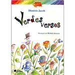Livro - Verdes Versos