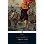 Livro - Viagens de Gulliver