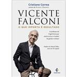 Livro - Vicente Falconi