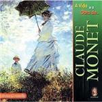 Livro - Vida e a Obra de Claude Monet, a