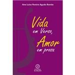 Livro: Vida em Verso, Amor em Prosa