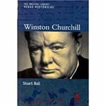 Livro - Vidas Históricas: Winston Churchill