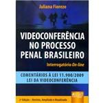 Livro - Videoconferência no Processo Penal Brasileiro