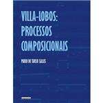 Livro - Villa-Lobos: Processos Composicionais