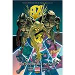 Livro - Vingadores: Preludio para Infinito