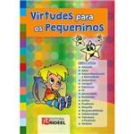 Livro - Virtudes para os Pequeninos