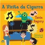 Livro - Visita da Cigarra, a